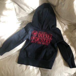 Diesel hoodie 2T